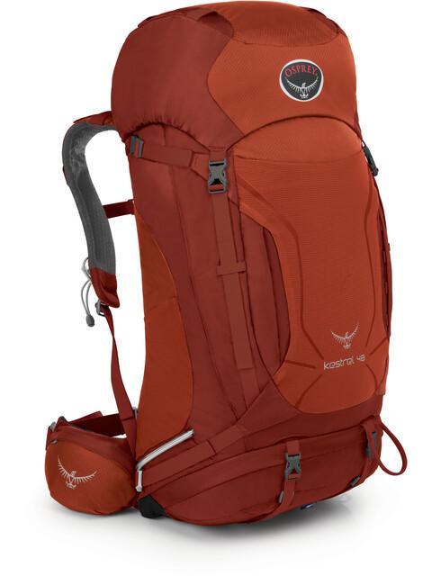 Osprey M's Kestrel 48 Backpack Dragon Red